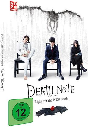 Death Note - Light Up the New World (2016) (Limited Edition, Steelbook)