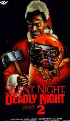 Silent Night, Deadly Night - Part 2 (1987) (Grosse Hartbox, Cover B, Uncut)