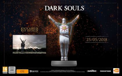 Amiibo Solaire of Astora - Dark Souls