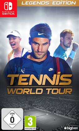 Tennis World Tour (Legends Edition)