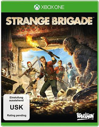 Strange Brigade (German Edition)