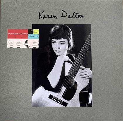 Karen Dalton - The Karen Dalton Archives Box (6 LPs + CD + DVD)