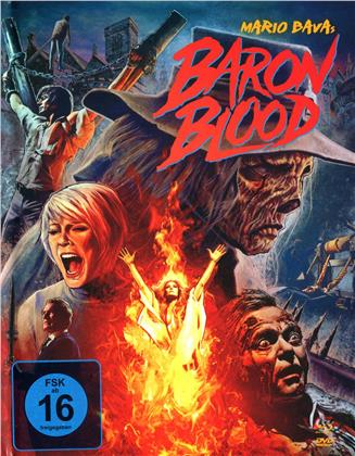 Baron Blood (1972) (Collector's Edition, Limited Edition, Mediabook, Uncut, Blu-ray + 2 DVDs)
