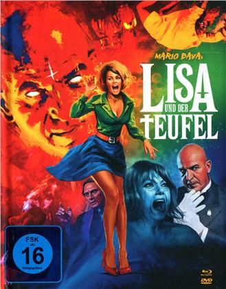 Lisa und der Teufel (1973) (Collector's Edition, Limited Edition, Mediabook, Uncut, Blu-ray + 2 DVDs)