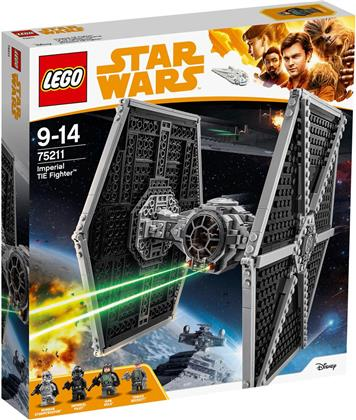 LEGO© 75211 Star Wars(TM) - Imperial TIE Fighter(TM)