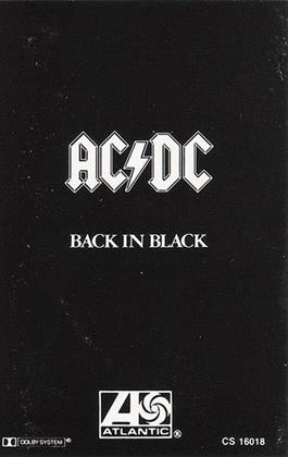 AC/DC - Back In Black (RSD 2018, Limited Edition)