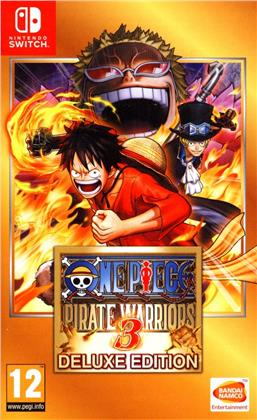 One Piece Pirate Warriors 3 (Deluxe Edition)