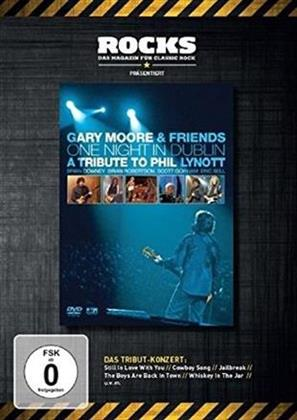 Moore Gary - One Night in Dublin - A Tribute to Phil Lynott (Rocks Edition)