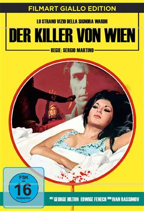 Der Killer von Wien (1971) (Filmart Giallo Edition, Upgrade Edition, Unzensiert, Limited Edition, Uncut)