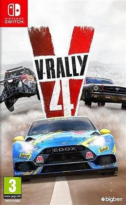 V-Rally 4 (German Edition)
