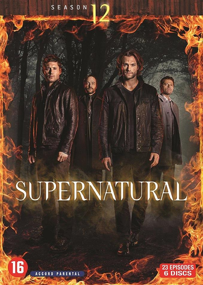 Supernatural - Saison 12 (6 DVDs)