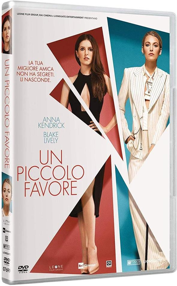 Un piccolo favore (2018)