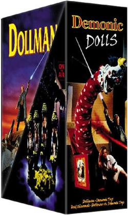 Dollman - Der Space-Cop! (1991) (Schuber, Grosse Hartbox, Cover A, Limited Edition, Uncut)