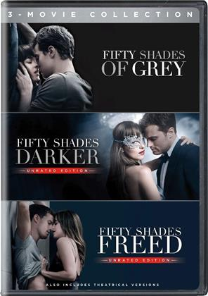 Fifty Shades - 3-Movie Collection (3 DVDs)