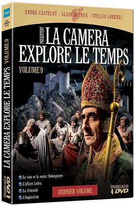 La caméra explore le temps - Volume 9 (s/w, 4 DVDs)