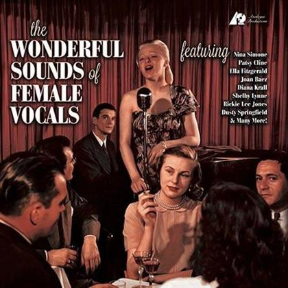 The Wonderful Sounds Of Female Vocals (Analogue Productions, Hybrid SACD)