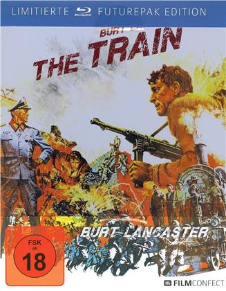 The Train (1964) (Filmconfect, Limited Edition, Steelbook)