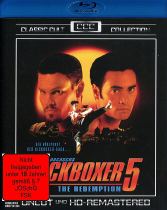 Kickboxer 5 - The Redemption (1995) (Remastered, Uncut)