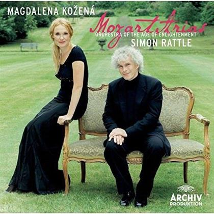 Wolfgang Amadeus Mozart (1756-1791), Simon Rattle, Magdalena Kozena & Orchestra of the Age of Enlightenment - Arias