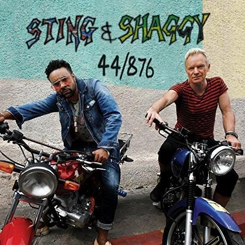 Sting & Shaggy - 44/876 (Limited Edition, 2 CDs)