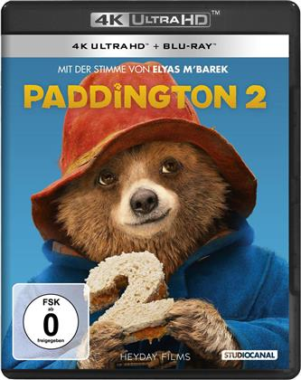 Paddington 2 (2017) (4K Ultra HD + Blu-ray)