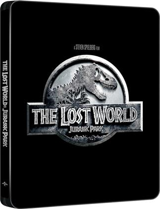 The Lost World - Jurassic Park 2 (1997) (Edizione Limitata, Steelbook)