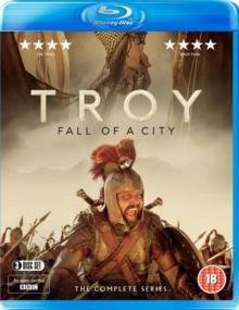 Troy - Fall of a City - Season 1 (BBC, 3 Blu-ray)