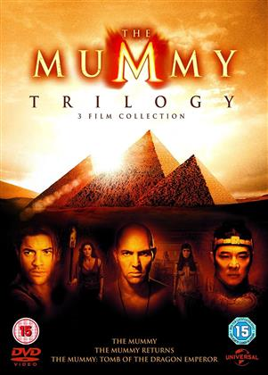 The Mummy Trilogy (3 DVDs)