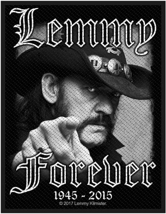 Lemmy - Forever - Patch