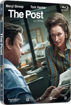 The Post (2017) (Limited Edition, Steelbook)