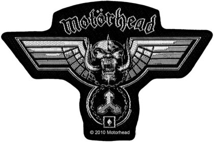 Motorhead - Hammered Cut Out - Patch
