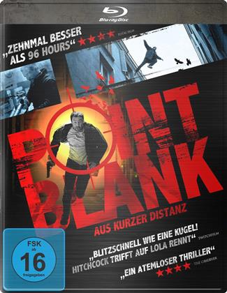 Point Blank - Aus kurzer Distanz (2010) (Steelbook)