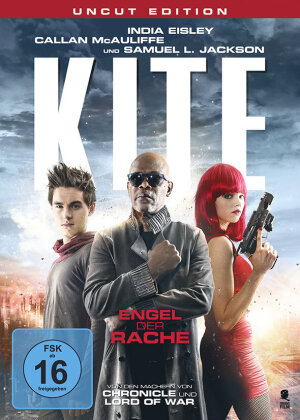 Kite - Engel der Rache - Uncut Edition (2014)
