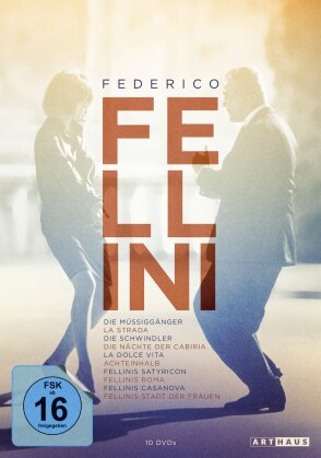 Federico Fellini Edition (10 DVDs)