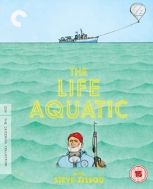 The Life Aquatic With Steve Zissou (2004) (Criterion Collection)