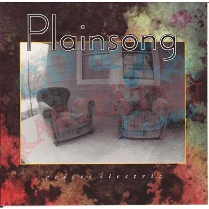 Plainsong - Voices Electric (2018 Reissue, sound improved, Remastered)