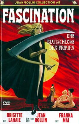 Fascination - Das Blutschloss der Frauen (1979) (Grosse Hartbox, Jean Rollin Collection, Uncut)