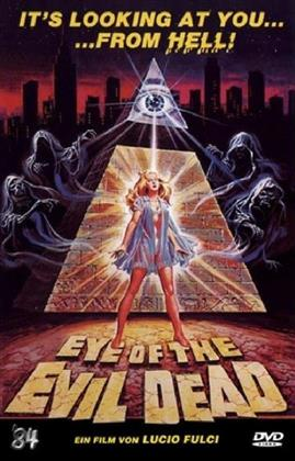 Eye of the Evil Dead (1982) (Grosse Hartbox, Cover A, Limited Edition, Uncut)