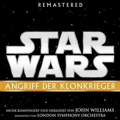 John Williams (*1932) (Komponist/Dirigent) - Star Wars Episode 2 - Angriff Der Klonkrieger - OST (2018 Reissue, Remastered)