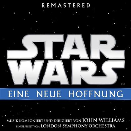John Williams (*1932) (Komponist/Dirigent) - Star Wars Episode 4 - Eine Neue Hoffnung - OST (2018 Reissue, Remastered)