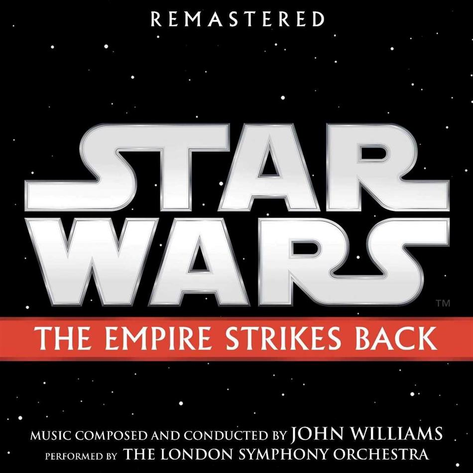 John Williams (*1932) (Komponist/Dirigent) - Star Wars Episode 5 - The Empire Strikes Back - OST (2018 Reissue, Remastered)