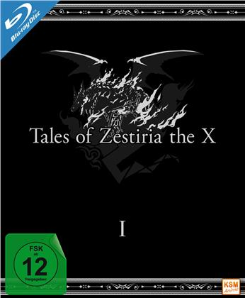 Tales of Zestiria - Staffel 1 (Digipack, Limited Edition, 3 Blu-rays)