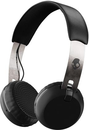 Skullcandy Grind Wireless On-Ear - Headphones (black/chrome)