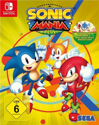Sonic Mania Plus (German Edition)