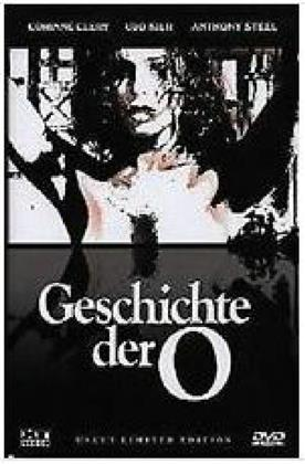 Geschichte der O (1975) (Grosse Hartbox, Cover B, Limited Edition, Uncut)
