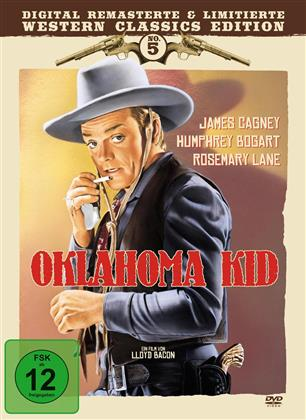 Oklahoma Kid (1939) (Limited Edition, Mediabook, Remastered)