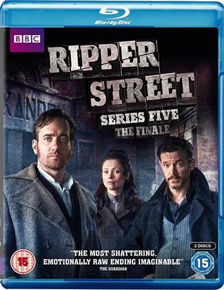 Ripper Street - Series 5 - The Finale (BBC, 2 Blu-ray)
