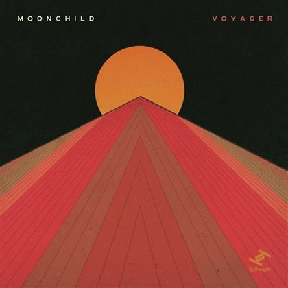 Moonchild - Voyager (Limited Edition, Sunset Red Vinyl, 2 LPs)