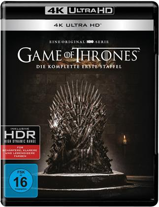 Game of Thrones - Staffel 1 (4 4K Ultra HDs)
