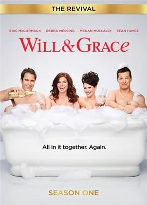 Will & Grace - The Revival - Season 1 (2 DVDs)